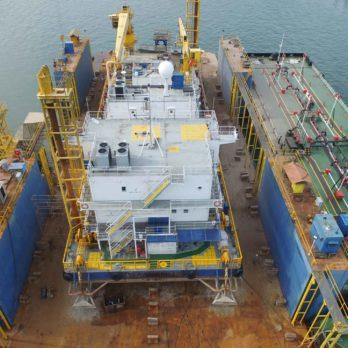 Floating Dock 9000 TLC
