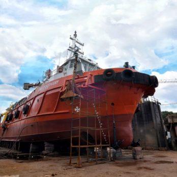 Floating Dock 1600 TLC