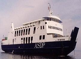 Ferry Ro-Ro 600 GRT KMP. BONTOHARU