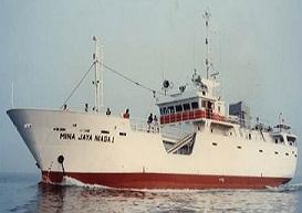 Tuna Long Liner 300 GRT KM. Mina Jaya Niaga