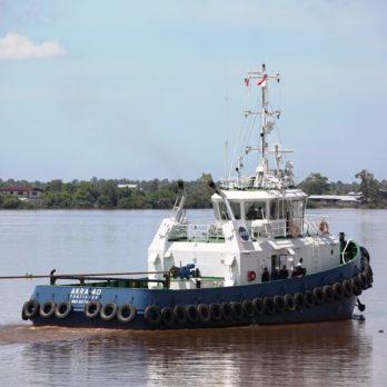 AKRA40 – 26M TUG BOAT