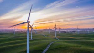 Évolution du marché éolien et réchauffement climatique